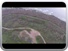 DJI Phantom Vision 2 over Diamond Head