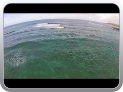 DJI Phantom Vision North Shore, Oahu Hi