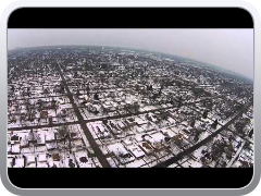 DJI Phantom 2 Vision - flying at 400 feet plus