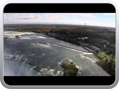 Niagara Falls 2013 Flying with DJI Phantom