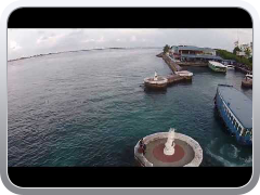DJI Phantom 2 Vision Flight - Male' Maldives