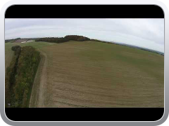 Raw footage, no post-processing... DJI Phantom 2 Vision full flight.